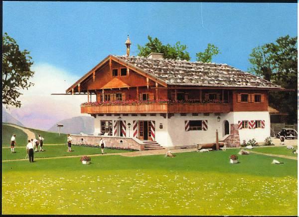 Ansichtskarten Lexikon Göring Haus am Obersalzberg