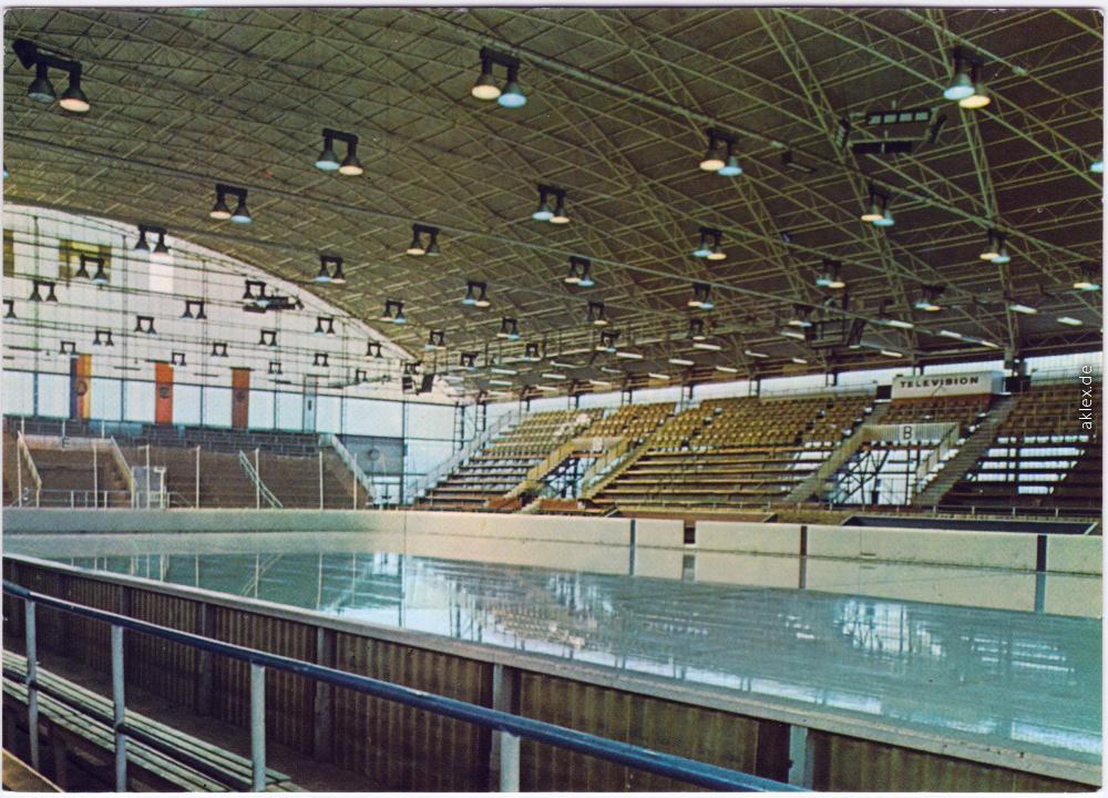 Eissporthalle Hohenschönhausen