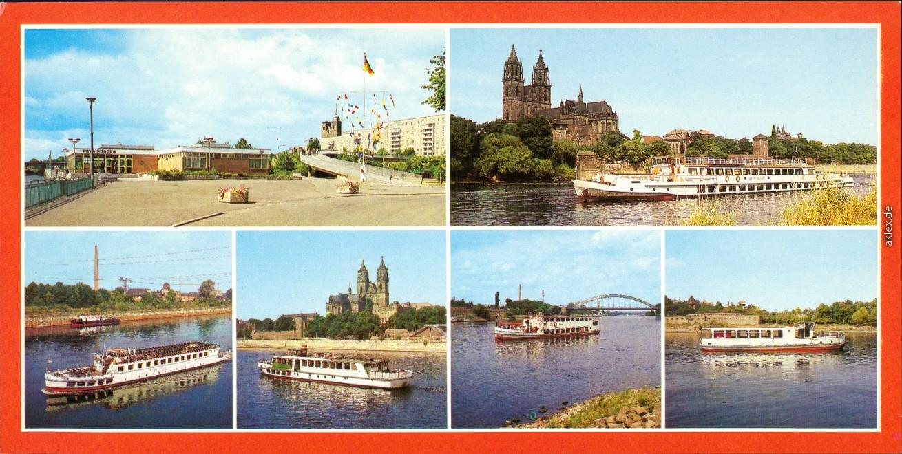 Ansichtskarten nach Orten in Sachsen-Anhalt :: Ansichtskarten-Lexikon
